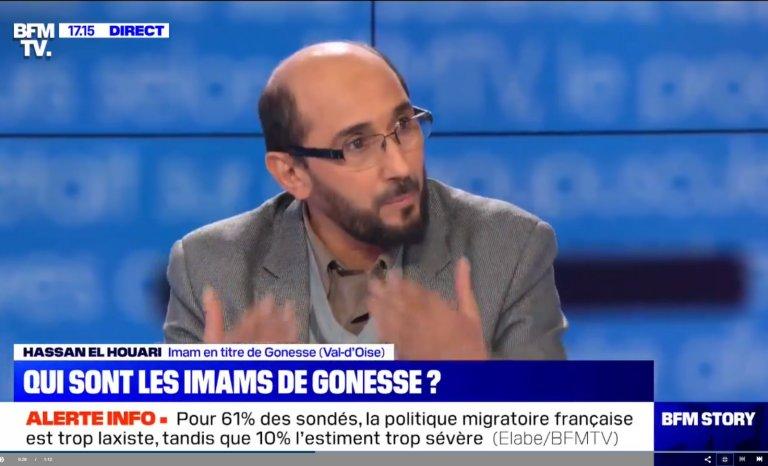 Les réseaux de l'imam de la mosquée du terroriste de la Préfecture