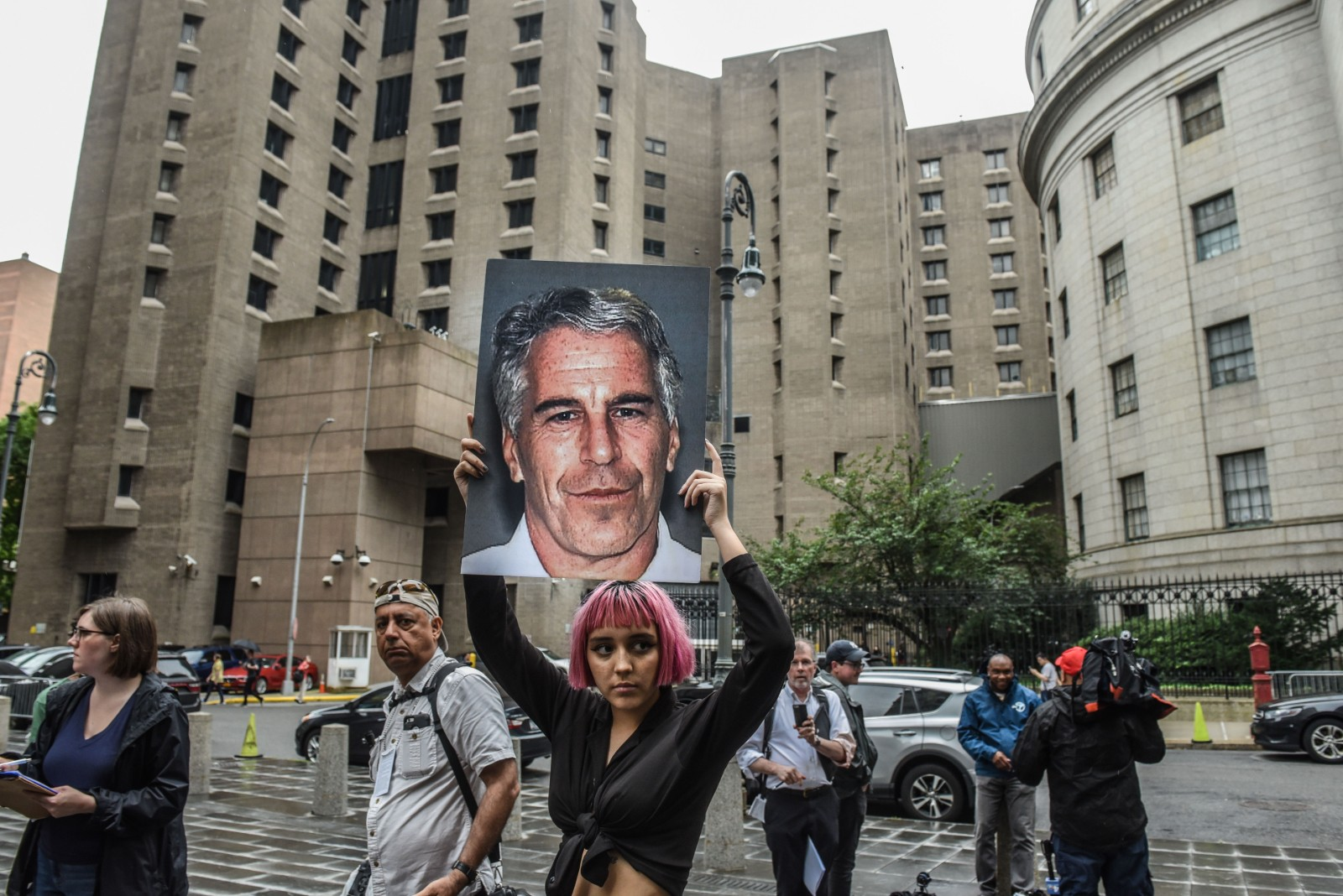 Jeffrey Epstein ®Stéphanie Keith / Getty images / AFP