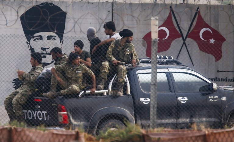 Syrie: gentils Kurdes contre méchants Turcs?