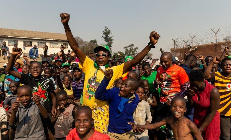Zimbabwe: Au secours, la colonisation revient !