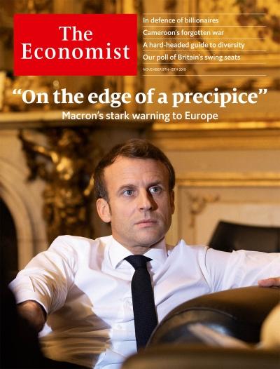 The Economist November 9th 2019