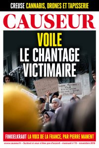 Novembre 2019 - Causeur #73