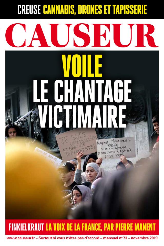 Novembre 2019 - Causeur #73