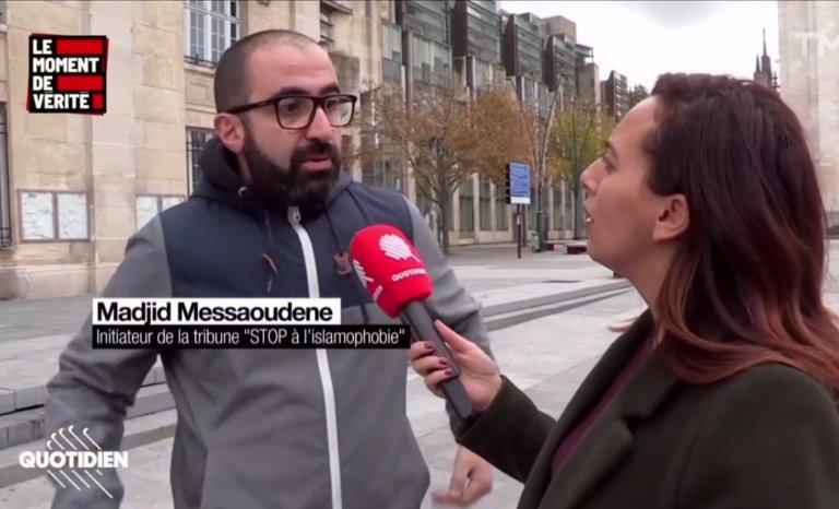 "Madjid Messaoudene: un drôle de militant contre ""l'islamophobie"""