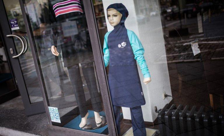 Autriche: cours d'EPS en burkini