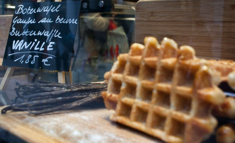 La Belgique à table