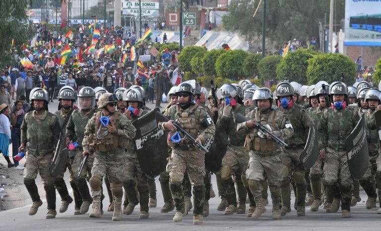 La Bolivie après Evo Morales: comprendre une situation géopolitique instable