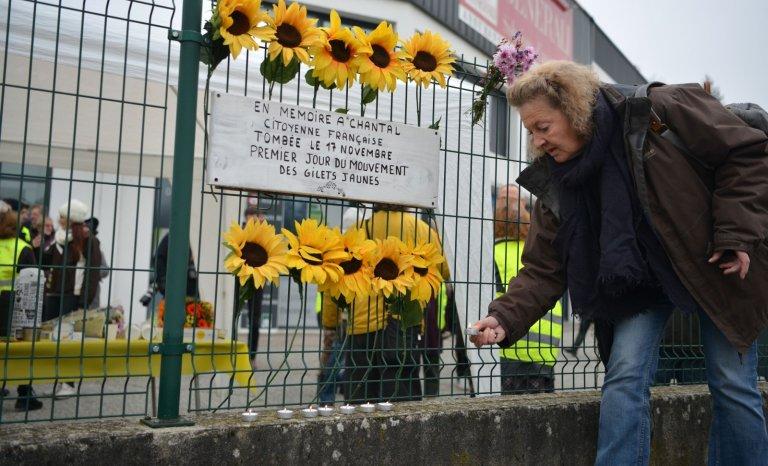 Gilets jaunes: un bien triste anniversaire