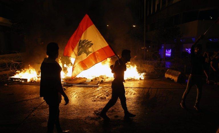 Des propos du président Macron provoquent un début de polémique au Liban
