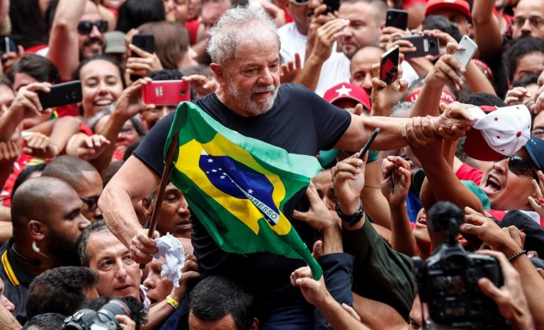 Lula libre ou la victoire de l'inconscient collectif