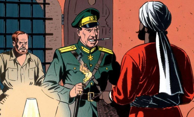 D'Hergé à Olrik, mes lectures mystérieuses de novembre