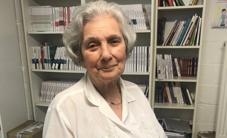 Gisèle Flachs, sauvée de l'apocalypse