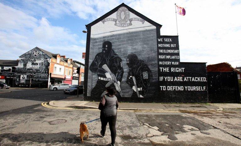 L'Irlande du Nord: un conte de deux frontières