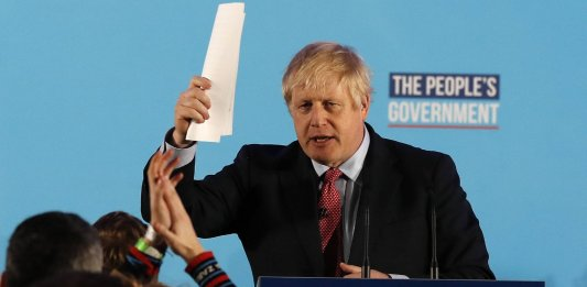 boris johnson brexit france inter