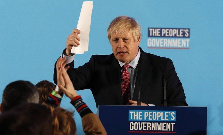 Triomphe de Boris Johnson: la défaite de nos médias