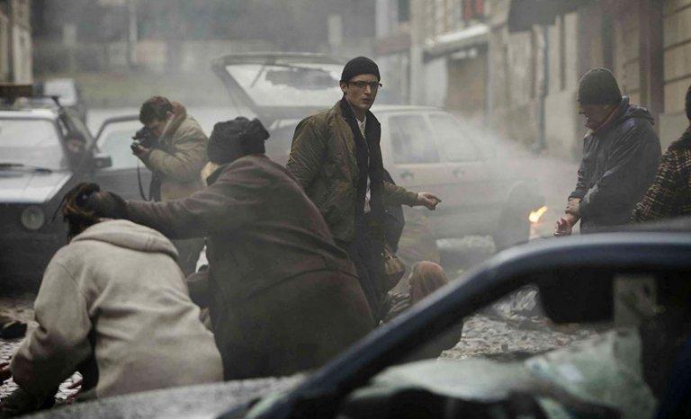 """""""Sympathie pour le diable"""": un reporter à Sarajevo en 1992"""