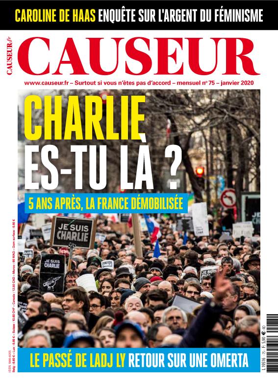 Janvier 2020 - Causeur #75