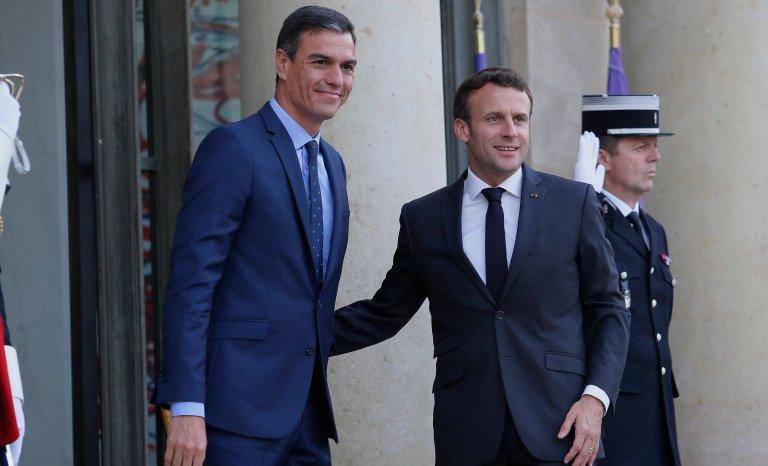 Emmanuel Macron néglige l'Espagne de Pedro Sánchez