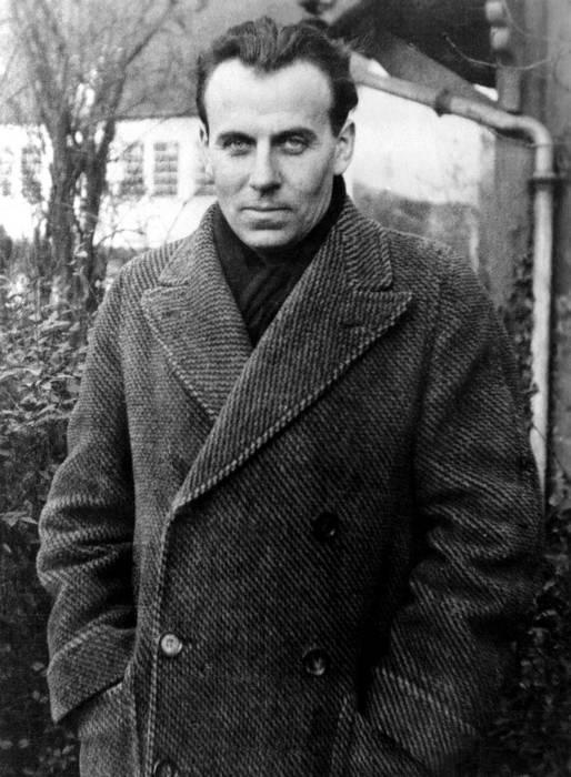 Louis-Ferdinand Céline (c) Rue des Archives / RDA