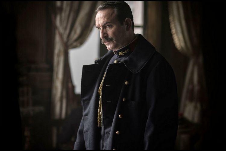 Jean Dujardin en colonel Picquart, dans J'accuse, de Roman Polanski (c) Guy Ferrandis / Légendaire - R.P. Productions