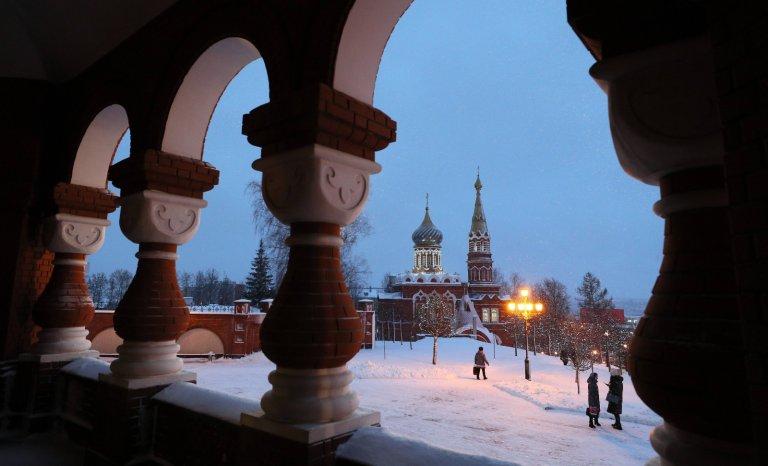 Ma virée littéraire à Kazan