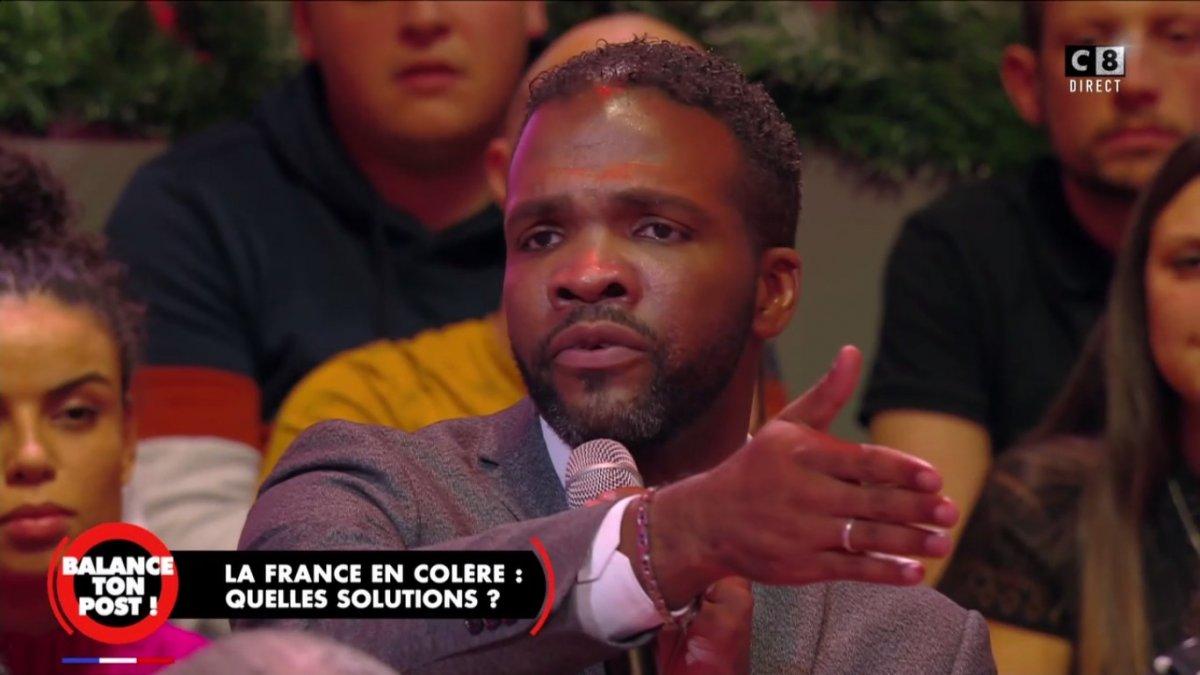 Laurent Segnis. Image: capture d'écran Dailymotion