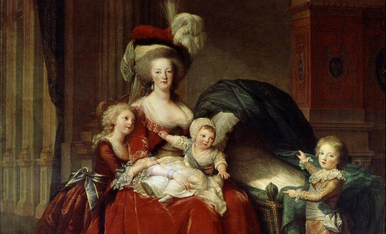 Marie-Antoinette retourne à la Conciergerie