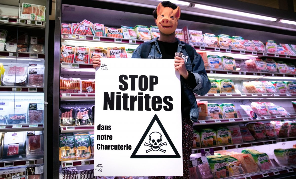 porc nitrites jambon sante