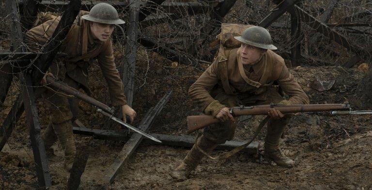 1917: un film impressionnant au service de la mémoire