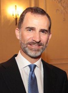 Le roi d'Espagne Philippe VI. Photo: D.R