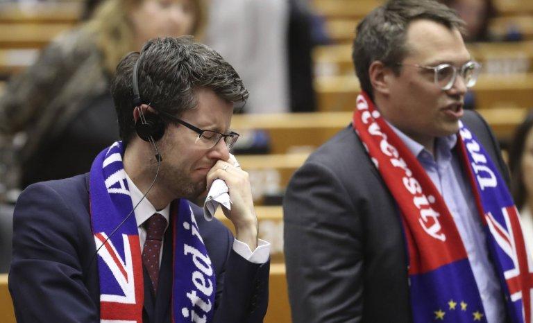 Brexit: les larmes de crocodile