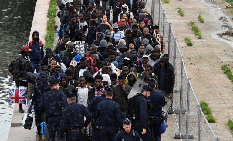 L'immigration contre la paix civile