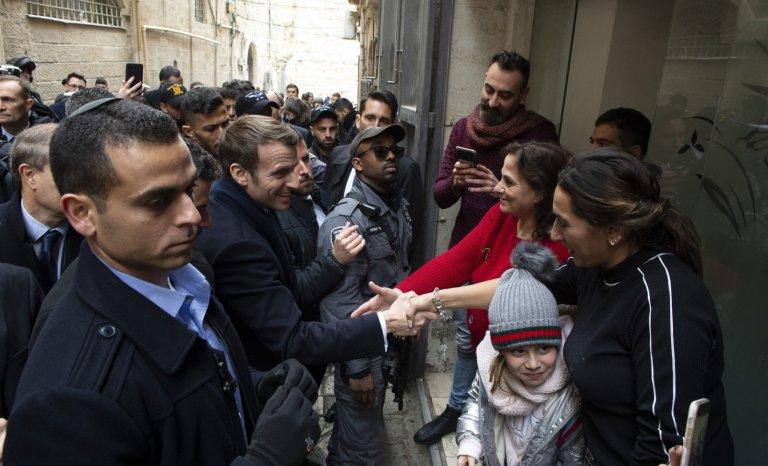 Le Chirac Tour continue!