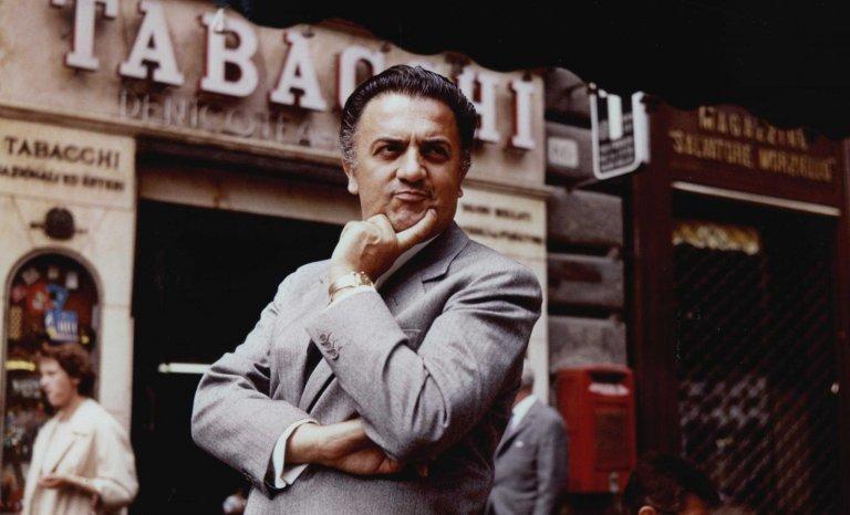 Fellini, la Strada des souvenirs