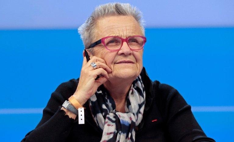 Françoise Gatel, dans le flou comme une vraie centriste