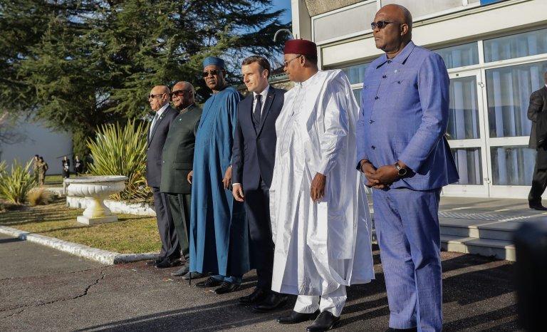 Sommet de Pau: notre difficile combat aéroterrestre au Sahel