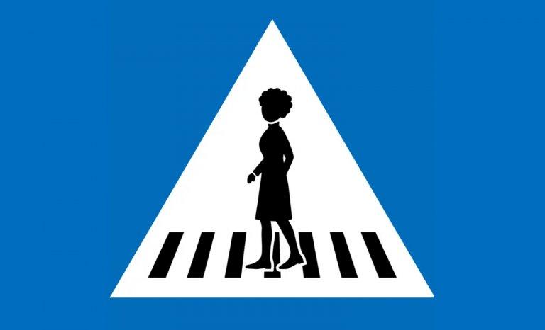 Suisse: on nous signale des panneaux de signalisation inclusifs