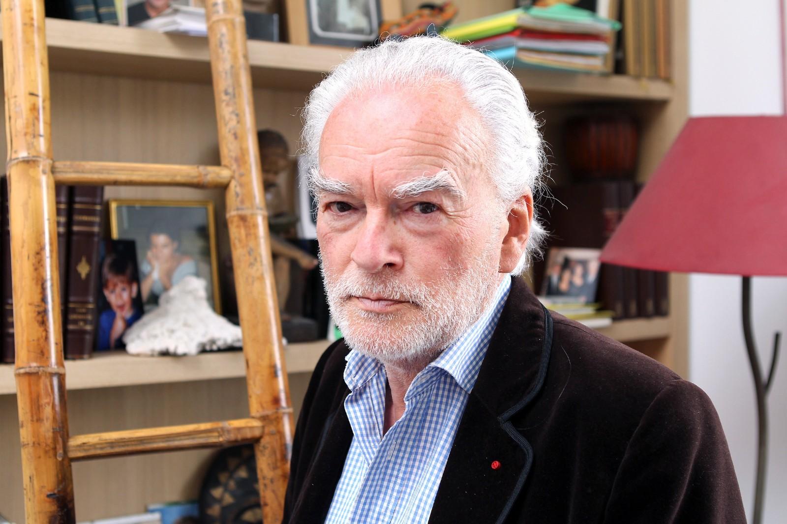 Gérard Christol. Photo : Guillaume.