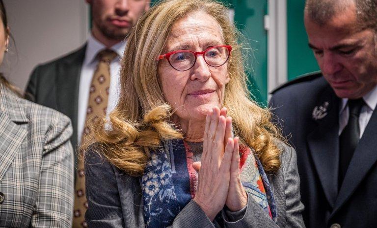 Nicole Belloubet: la garde des Sceaux bien dans son époque