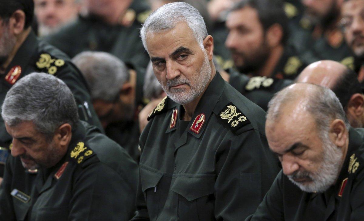 qassem soleimani iran hezbollah