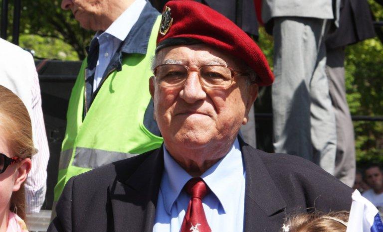 Disparition de Roger Holeindre, figure de la droite nationale