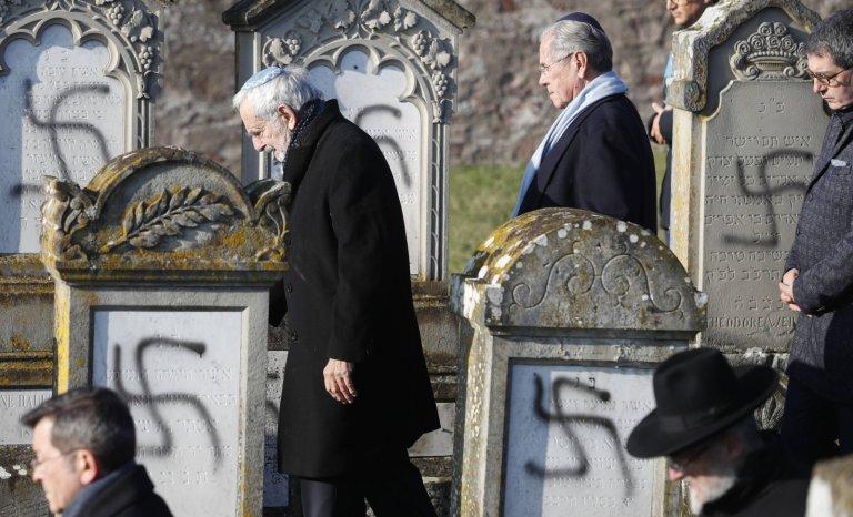 L'antisémitisme, témoin du drame français