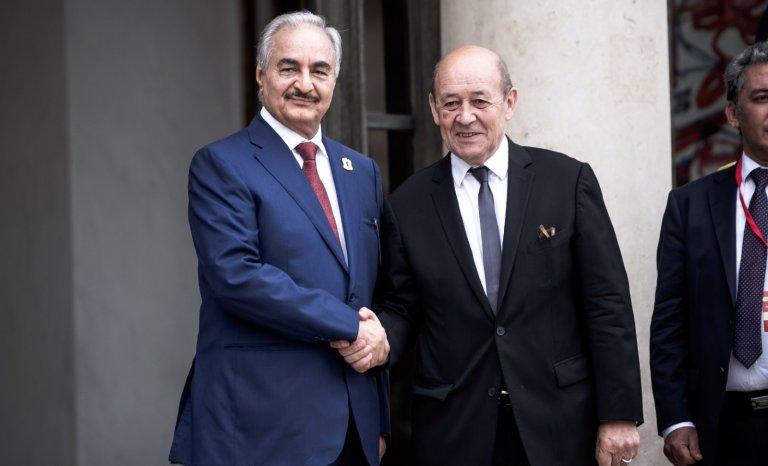 Libye: le curieux soutien français au maréchal Haftar