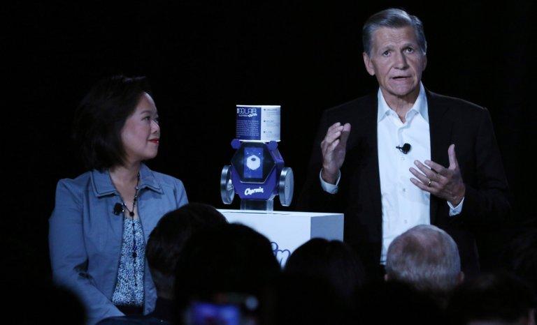 Grâce à ce robot du futur, vous ne serez plus en rade de papier toilette