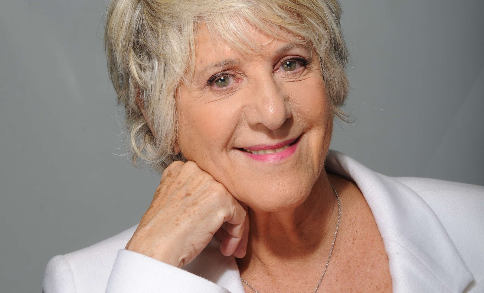 La romancière québécoise Denise Bombardier © PJB/ SIPA