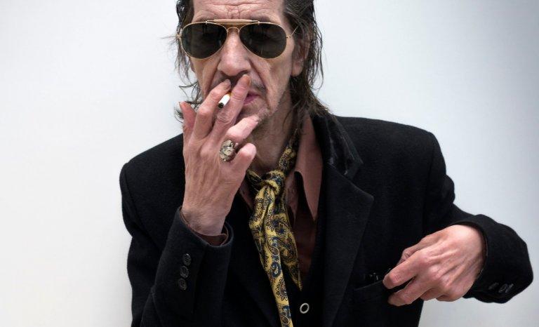 """Patrick Eudeline: """"le punk est dead de dead!"""""""