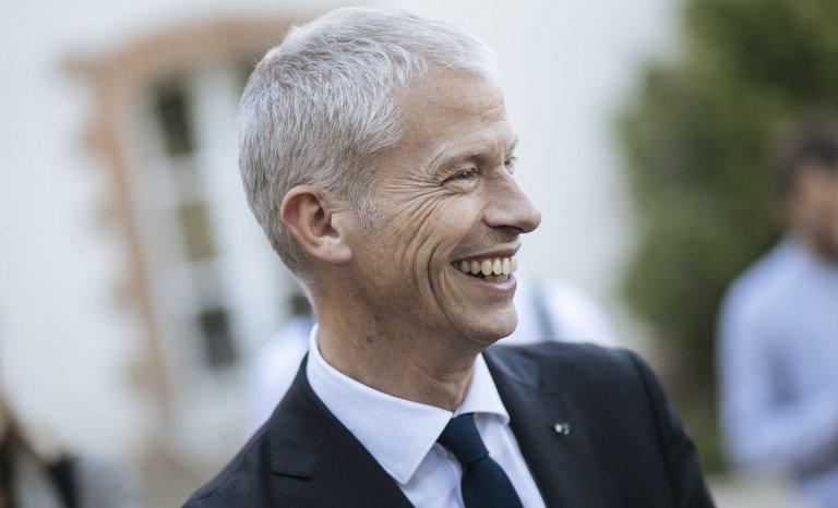 Franck Riester restera-t-il?