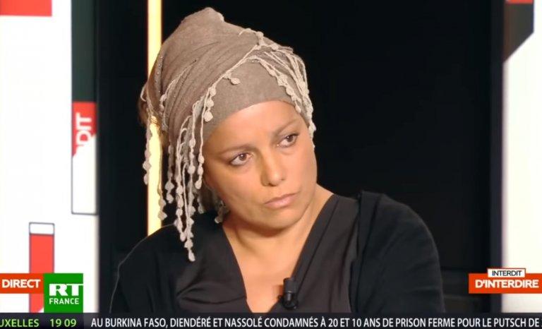 Houria Bouteldja multiplie les interventions outre-Atlantique