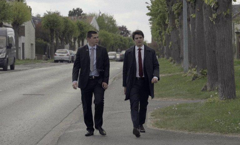 """""""La Cravate"""": les bobos et l'ourson"""