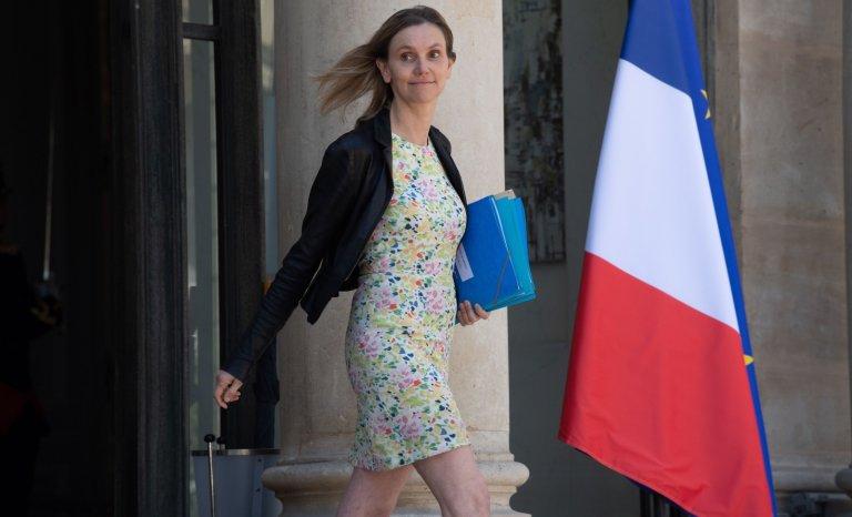 Agnès Pannier-Runacher, une secrétaire d'Etat qui a la cote